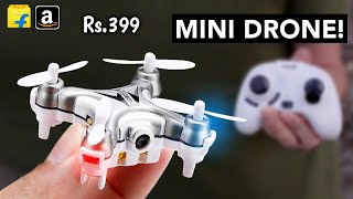Top 4 World's Smallest Drone With Camera ✅| Best Drones 2018 (Future Technology Gadgets)