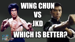 Wing Chun VS Jeet Kune Do: Which is Better?