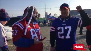 What are Bills' fans least favorite Patriots-Bills moments?