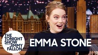 Emma Stone Takes Buzzfeed