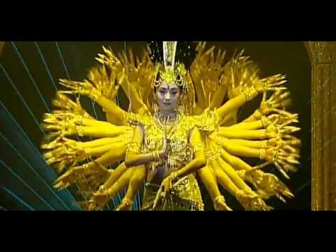 This Is The Best Art Performance From China Thousand hand Guan Yin 千手观音