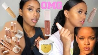 FENTY BEAUTY REVIEW (WATCH BEFORE YOU BUY)