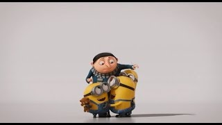 Minions - With Young Gru HD