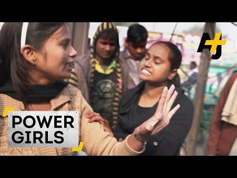 Fighting Rape In India: Power Girls