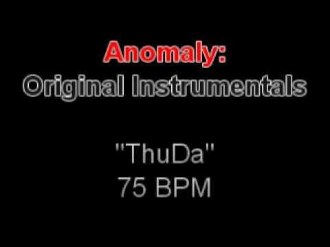 Anomaly - ThuDa