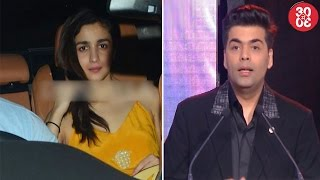 Sidharth & Alia Have A Fun Night | Karan Miffed With Bebo For Spreading Harsh – Sara's Linkups