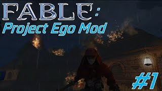 Fable: Project Ego Mod: What the hell is this? - Budget & Lionblade Highlights