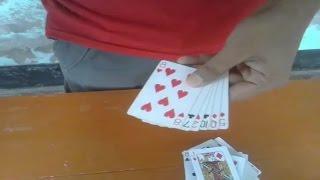 Special Six Card  Magic Tricks In Bangla.