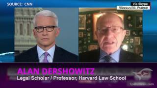Alan Dershowitz: Donald Trump did not obstruct justice