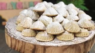 معمول العيد يذوووووووب بالفم من طراوته لايفوتكم بيعجبكم😍👌الطريقة مكتوبة 🤓👇