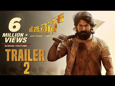 Xxx Mp4 KGF Official Trailer 2 Kannada Yash Srinidhi Shetty Prashanth Neel Vijay Kiragandur 3gp Sex