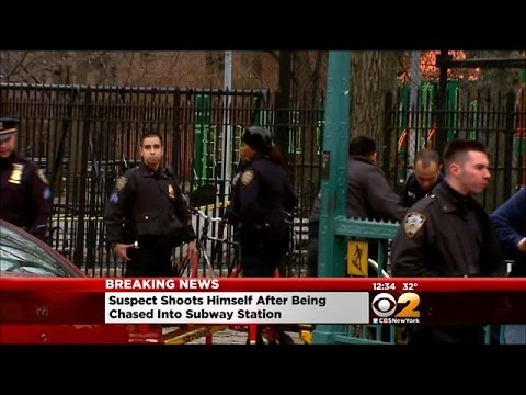 2 NYPD Officers Killed In Execution-Style Shooting In Brooklyn