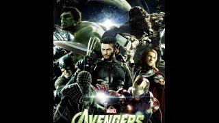 AVENGERS Infinity War Hindi Dubbed Trailer HD Fanmade