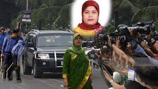 উল্টো যাত্রার কারণে আবারো ধরা খেল মহিলা সচিব | Bangla news today | Bangla news