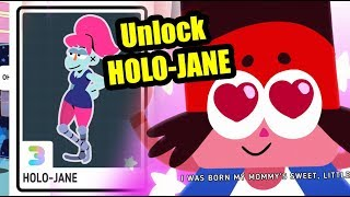 OK K.O.! Let's Play Heroes How to unlock HOLO-JANE