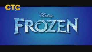 Disney's Frozen Holiday Trailer Russian