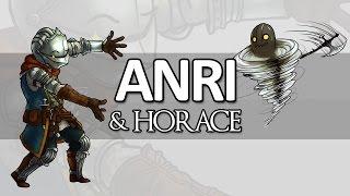Dark Souls Lore - Anri of Astora
