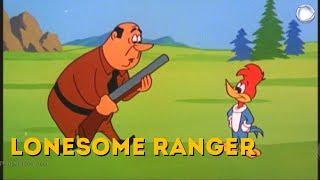 Woody Woodpecker in Lonesome Ranger | A Walter Lantz Production