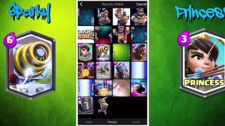 How to record, edit, create thumbnails, and make backgrounds for clash royale videos