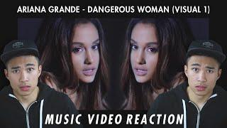 ARIANA GRANDE  - Dangerous Woman (Visual 1) Reaction   AWRG