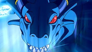 Fairy Tail - Happy's DRAGON Form Revealed