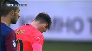 Eibar vs Barcelona 0-2 All Goals & Highlights 14.03.2015