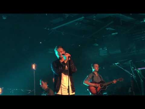 Tom Chaplin Our Mutual Friend cover Belfast 4K