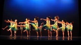 Espíritu del agua. Danza Africana.