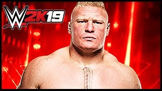 WWE 2K19 ELIMINATION CHAMBER !
