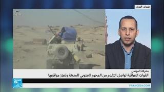 ماهي أهمية معسكر الغزلاني الاستراتيجية في الموصل؟
