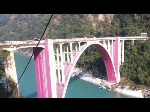 SEVOKE BRIDGE, SILIGURI, INDIA