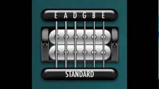 Guitar tuner - Afinador de guitarra (Standard tuning)
