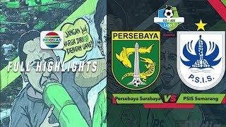 PERSEBAYA SURABAYA (1) vs (0) PSIS SEMARANG - Full Higlight | Go-Jek Liga 1 bersama Bukalapak