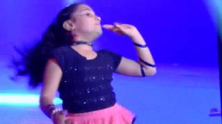 Dharmi Shah   Final Dance Performance   ZBF Talaash 2016