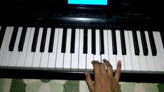 Chand Matla..... From the movie Lal isaq...... Piano cover by Komal Mane
