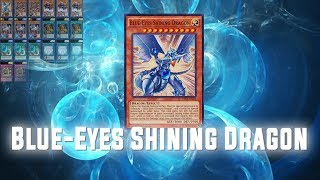 [Yu-Gi-Oh! Duel Links] Blue-Eyes Shining Dragon | King of Games
