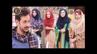 Salam Zindagi - Javeria Saud & Urooj Asif  - Top Pakistani Show