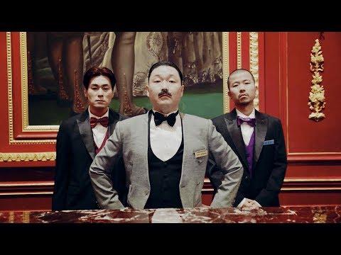 PSY - 'New Face' MV