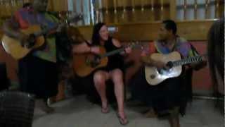 Neesha Barrett leads Ten Guitars