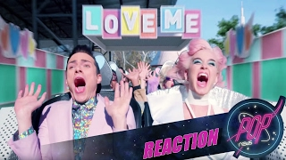 REACCIÓN: Katy Perry - Chained To The Rhythm