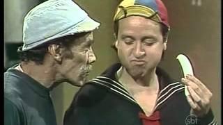 Chaves - A Limpeza Do Pátio 1976