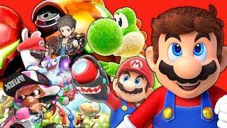 Mon avis sur les jeux #NintendoParis2017. Metroid, Super Mario Odyssey etc...