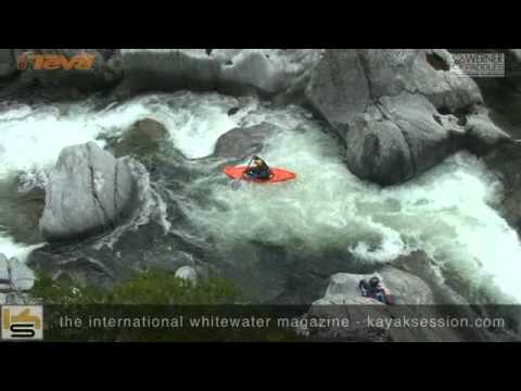 Fium'orbo River (lower) - Video Guide Series -- Vol2, Rivers of Corsica