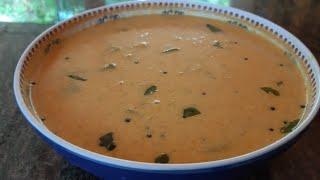 Mathan  Parippu Curry