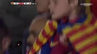 اهداف مباراة برشلونة واشبيلية 2-0 [شاشة  - نهائي كأس الملك الاسباني 2016 [