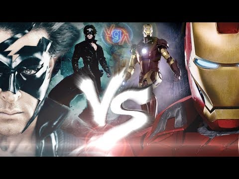 Xxx Mp4 Krrish 4 Vs Iron Man 4 FAN MADE TRAILER BY RRT 3gp Sex