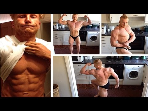 IIFYM Full Day Of Eating... How To Flexible Diet On A 12 Week Shred