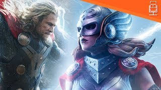 Thor Star & Director are Brainstorming THOR 4