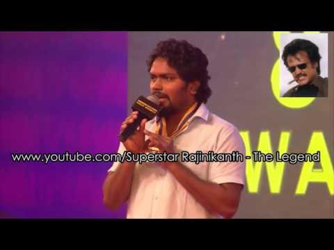 Director Pa.Ranjith talk about