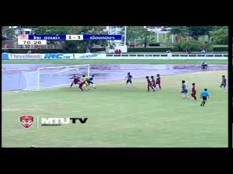 MTUTD.TV Todsapol Lated v Thaihonda